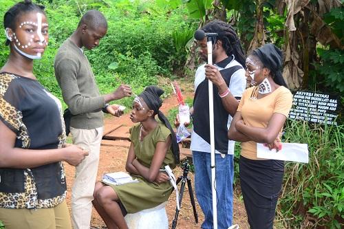 Film School in Lagos